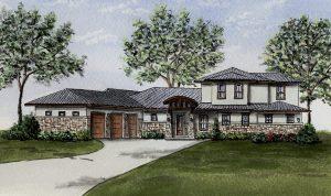 Highlands Spec House