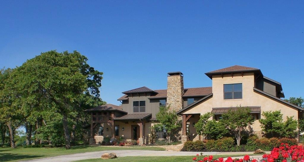 Noble classic homes portfolio of homes for Hill country classic homes